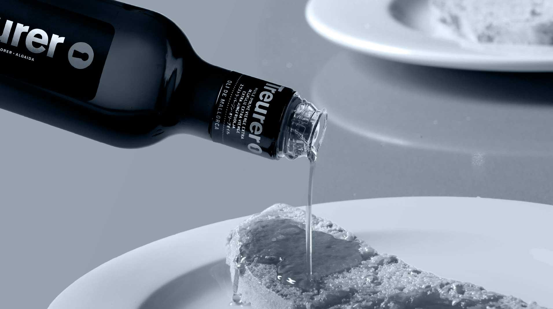 Extra virgin olive oil Cuisine