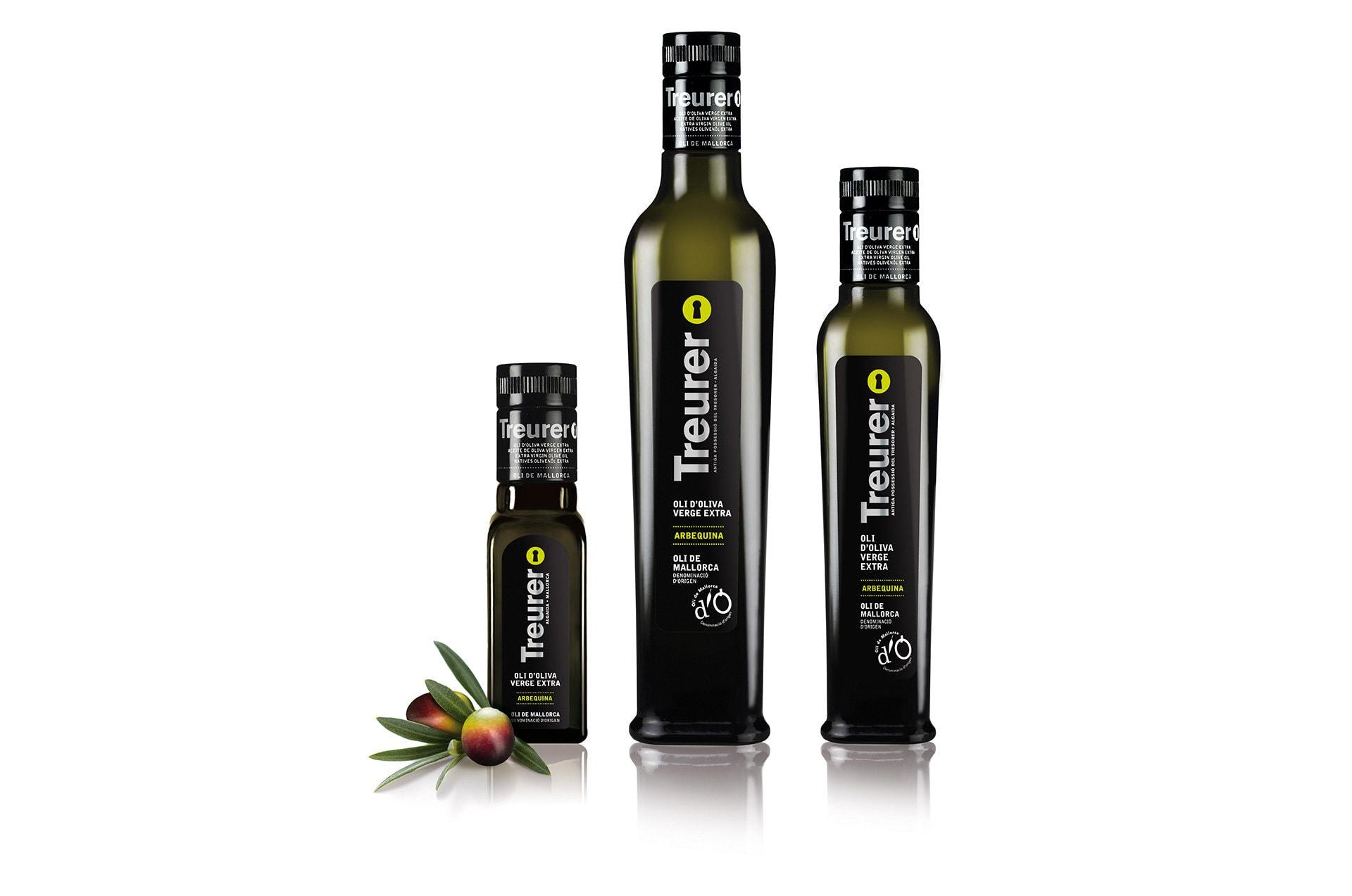 Botellas Opacas Aceite Oliva