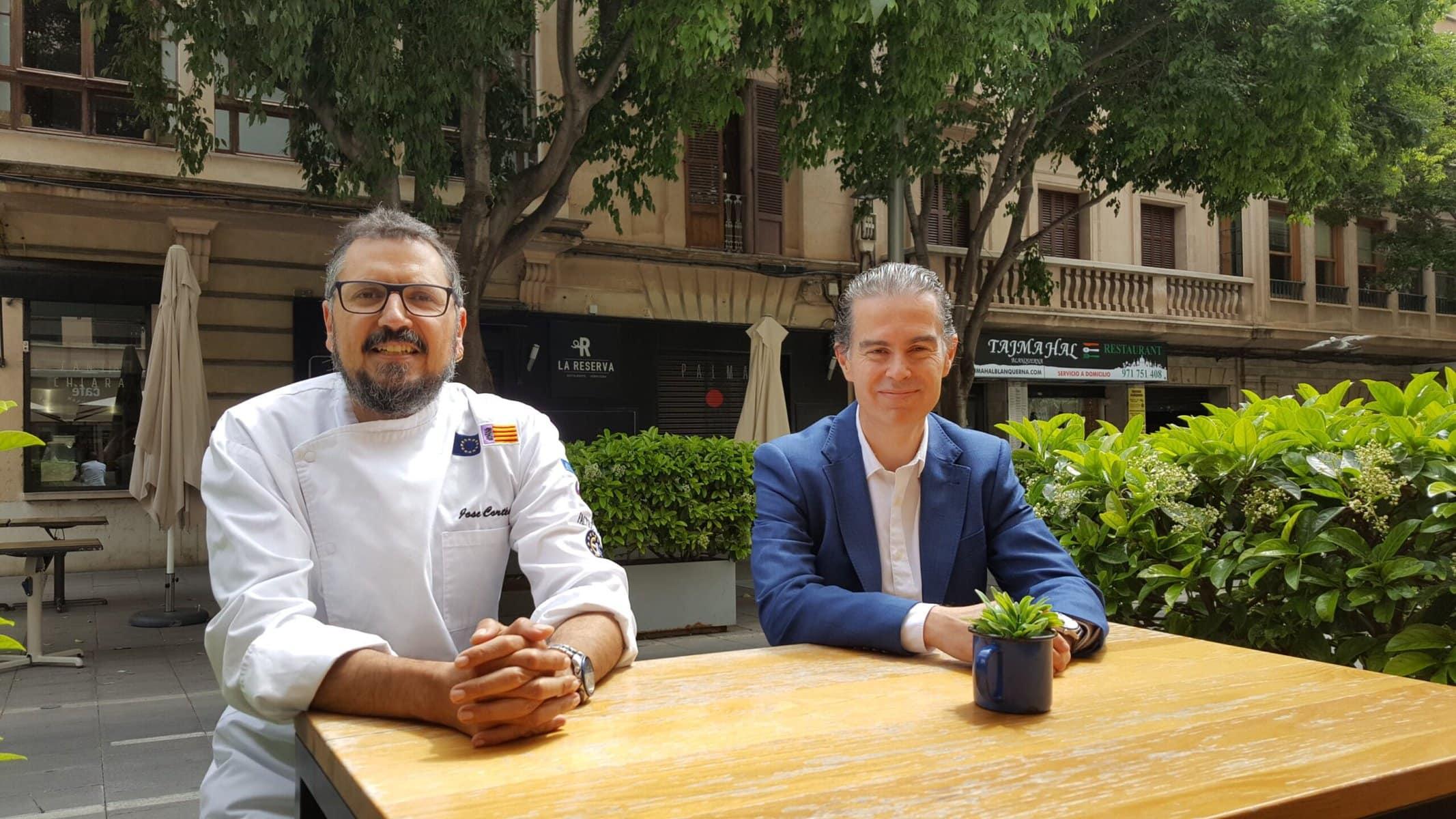 Interview with José Cortés García, Diablito's executive chef
