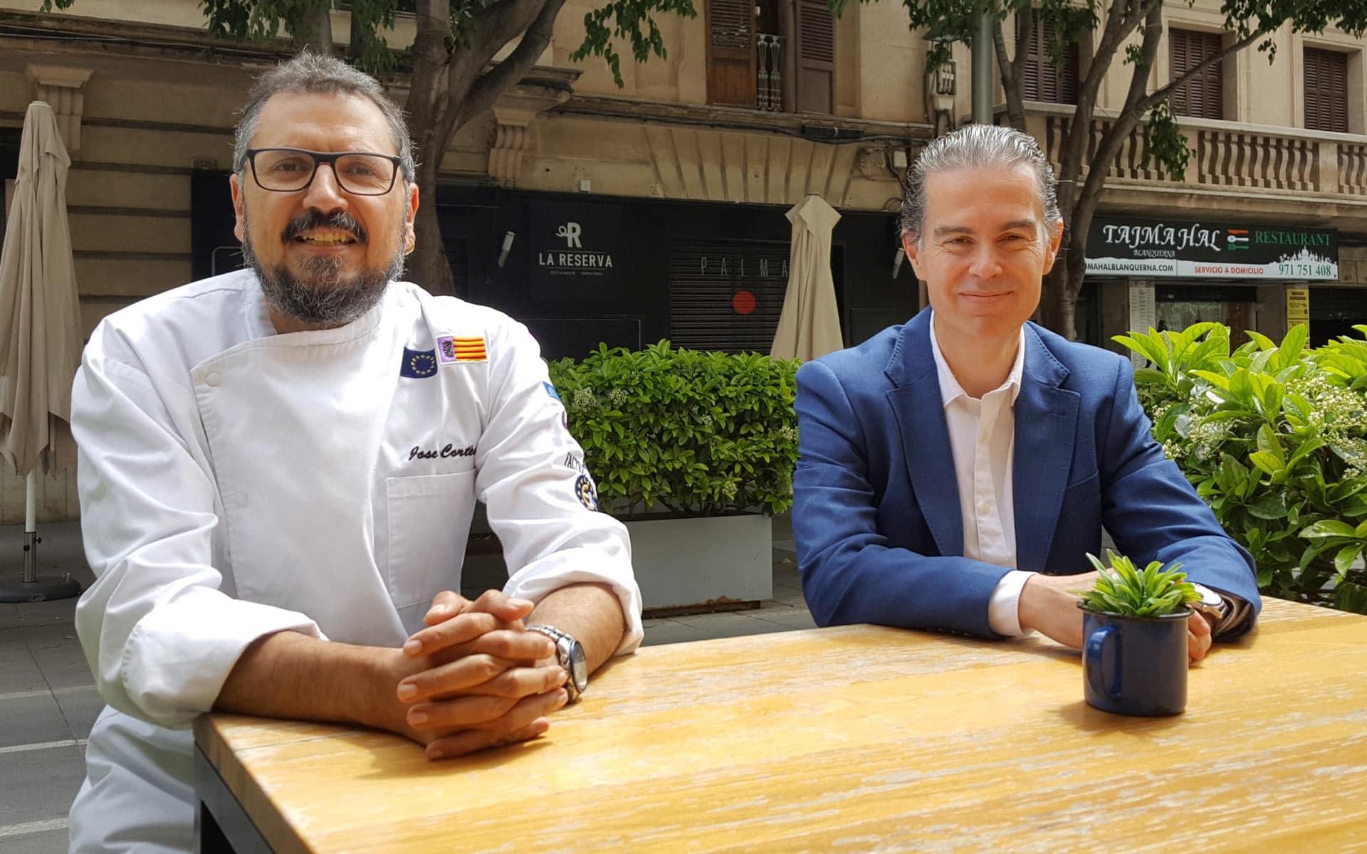 Entrevista a José Cortés García, chef ejecutivo Diablito y presidente de ASCAIB