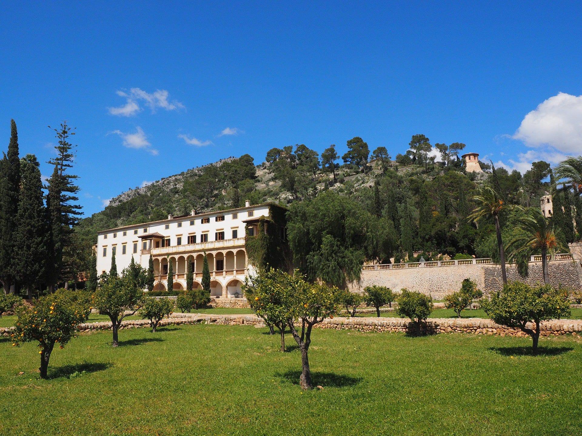 La Raixa, one of the most charming possessions in Mallorca