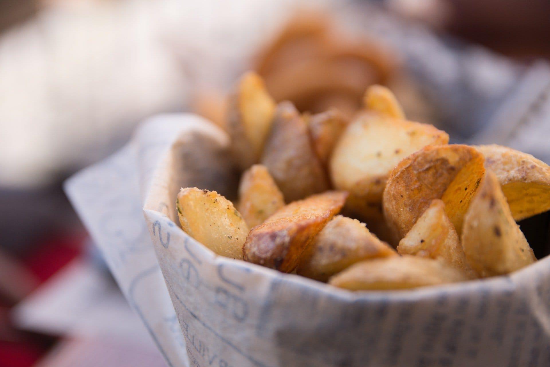 Receta de patatas deluxe con especias