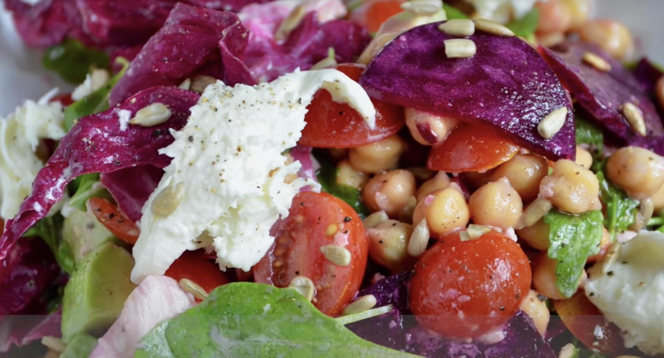 Recetas Cocina Power Salad