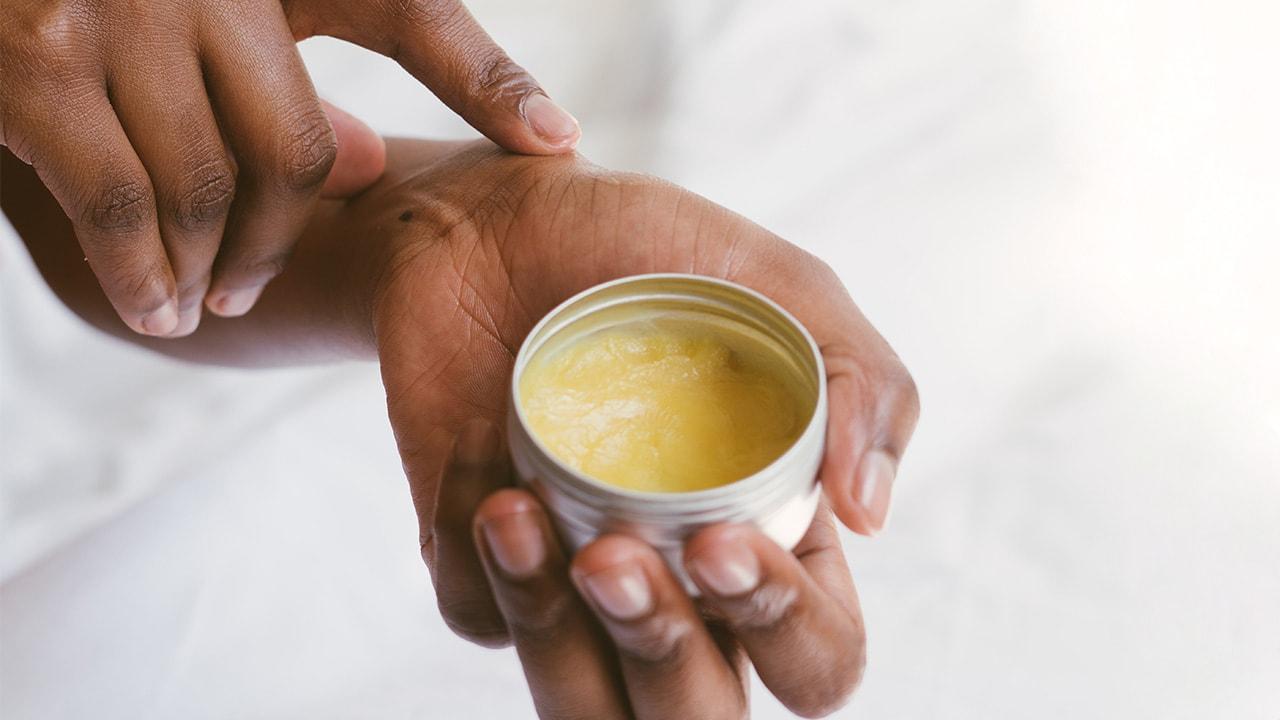 Olivenölcreme
